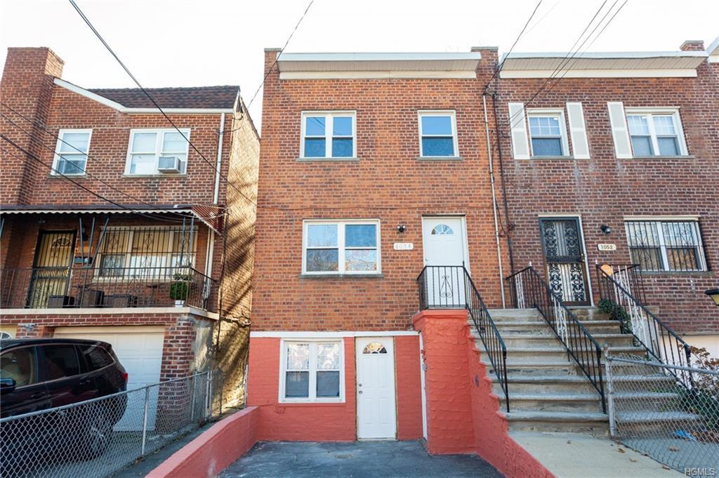 Multi Family (2-4 Units), Two Story - Bronx, NY