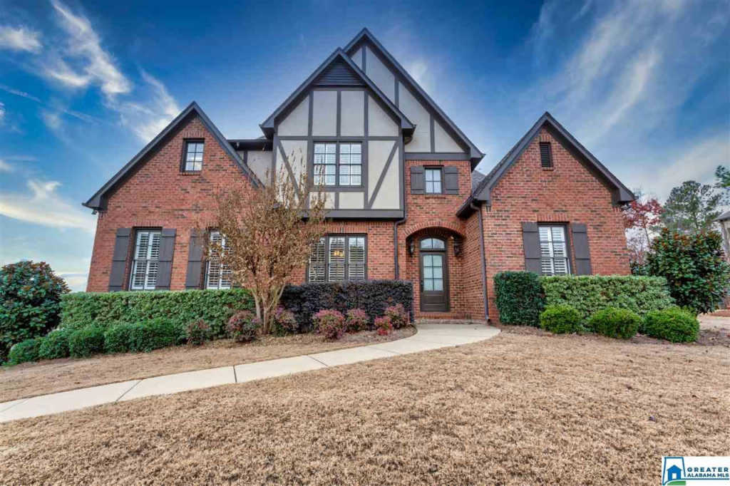Photo of home for sale at 1382 Haddon Pl, Hoover AL