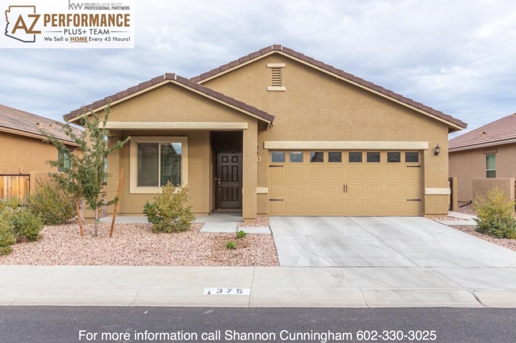 375 S 223RD Lane, Buckeye-Sundance, Arizona