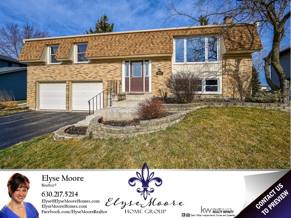 1312 Parker Place, Elk Grove Village in Cook County, IL 60007 Home for Sale
