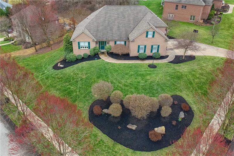 126 Ridgemont Drive, Cranberry Township, Pennsylvania