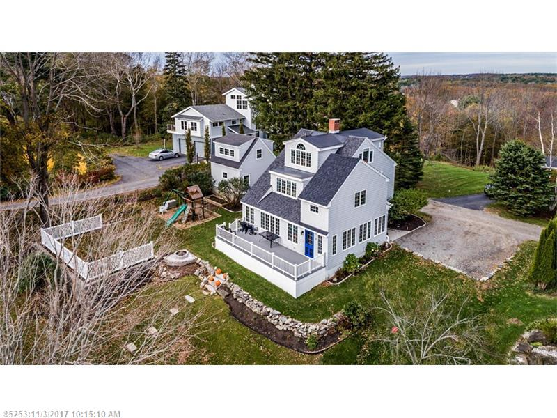 Photo of home for sale at 13 Overlook Ln, Cape Elizabeth ME