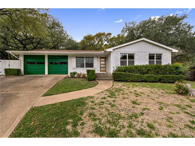 Photo of home for sale at 8600 Azalea TRL, Austin TX