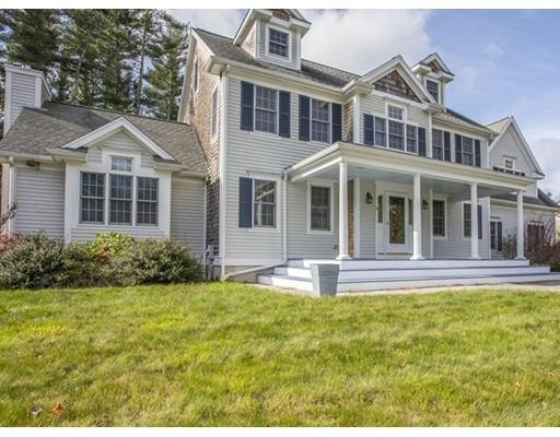 Photo of home for sale at 6 Donna Rd, Wareham MA