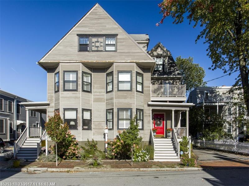 Photo of home for sale at 9 Lewis St 1A, Portland ME