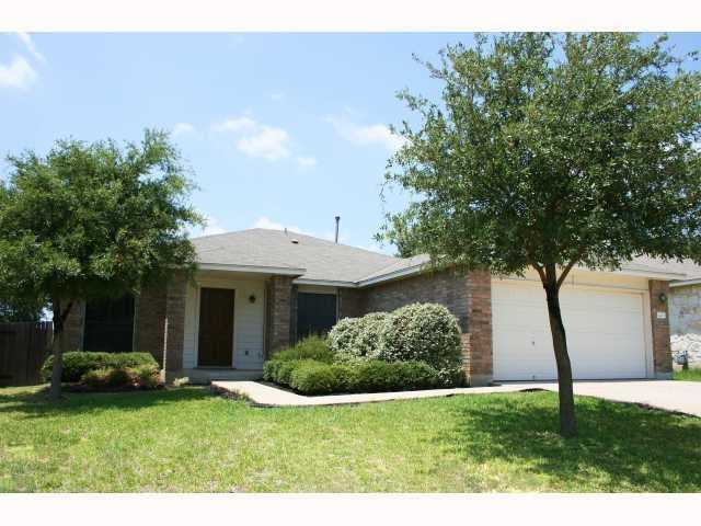 Photo of home for sale at 3402 Flowstone LN, Round Rock TX