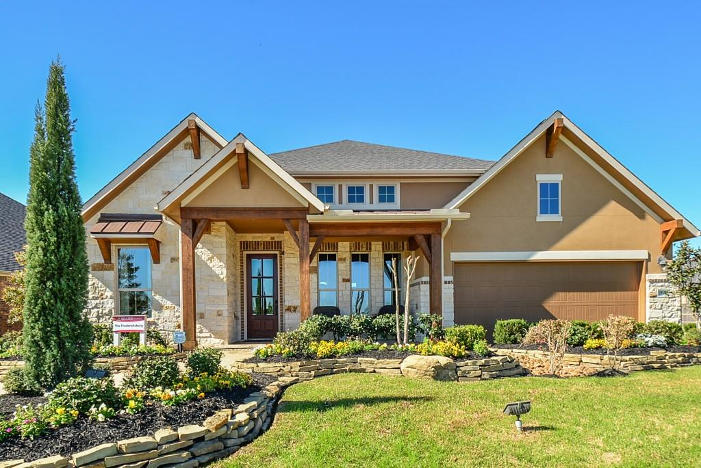 Photo of home for sale at 18903 Winterpark Forest, Cypress TX