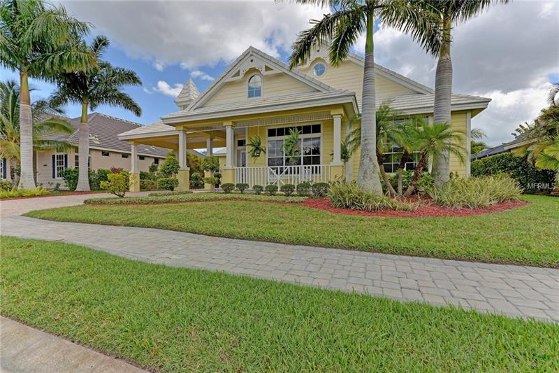 Photo of home for sale at 541 FORE DRIVE, Bradenton FL