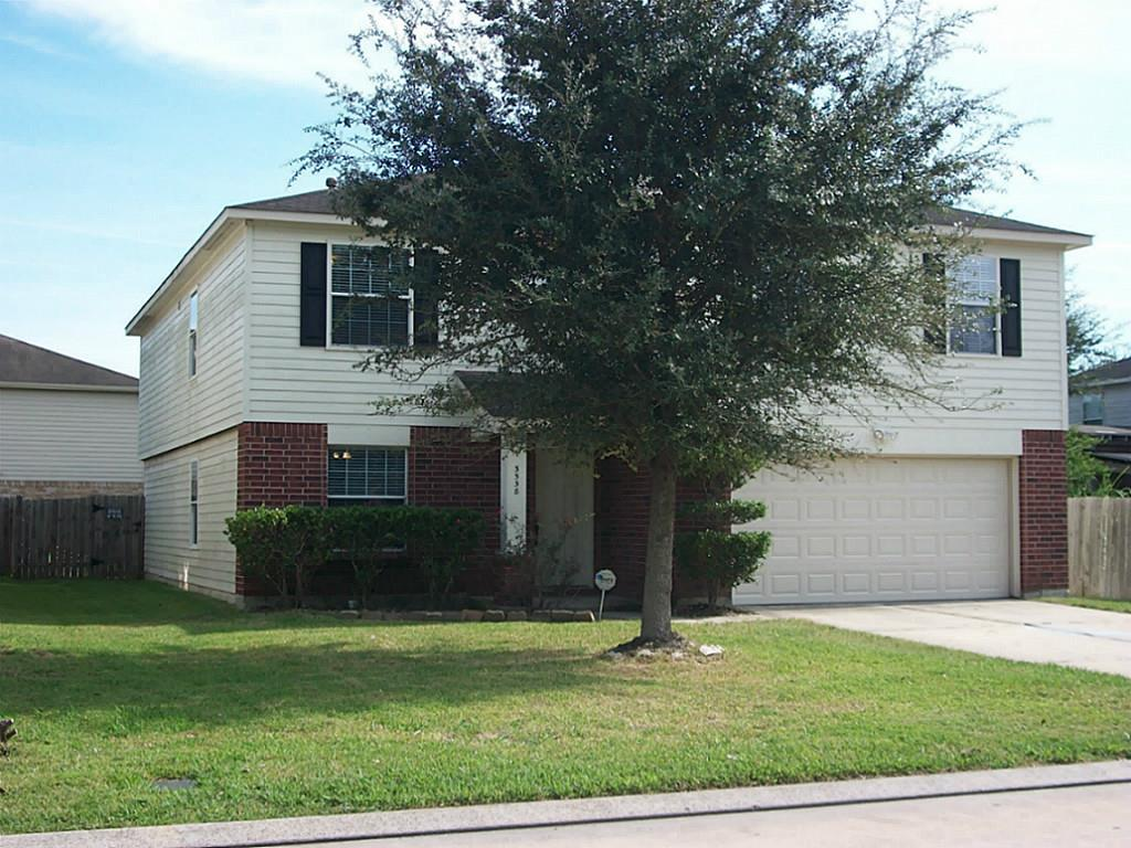 Photo of home for sale at 3538 Siebinthaler, Houston TX