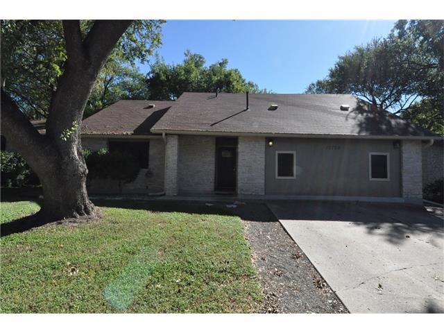 Photo of home for sale at 12709 Lamplight Village AVE, Austin TX