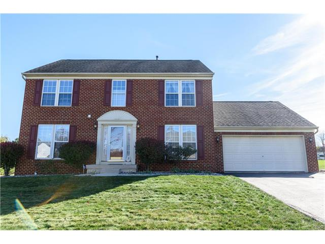 Photo of home for sale at 106 Clover Hollow Road Road, Palmer Twp PA