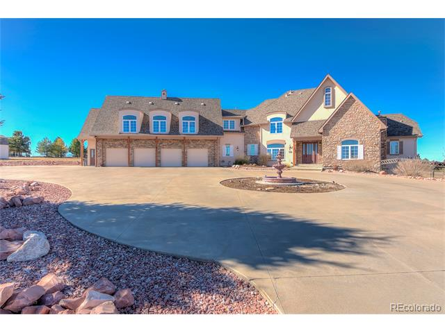 Photo of home for sale at 434 Amanda Pines Drive, Parker CO