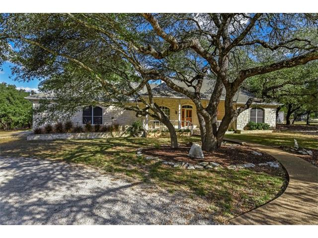 Photo of home for sale at 1755 County Road 262, Georgetown TX