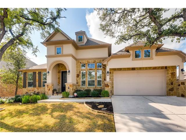 Photo of home for sale at 8725 Whispering TRL, Austin TX