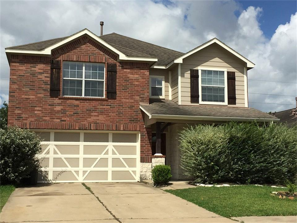Photo of home for sale at 26418 Marble Falls Bend, Katy TX