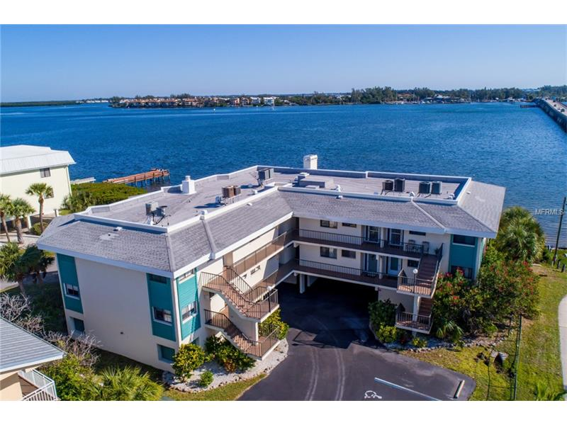 Photo of home for sale at 501 GULF DRIVE, BRADENTON BEACH FL