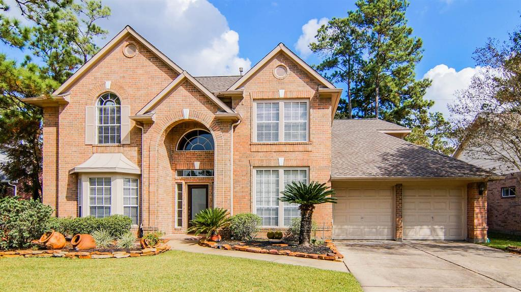 Photo of home for sale at 13314 Mcclurd Court, Cypress TX