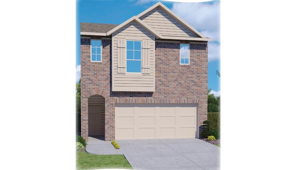 Photo of home for sale at 3435 Harvest Meadow Lane, Rosenberg TX