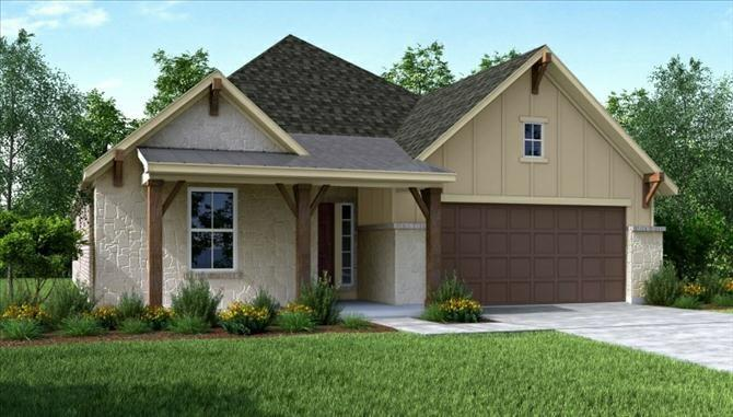 Photo of home for sale at 14923 Gyrfalcon Fork, Cypress TX