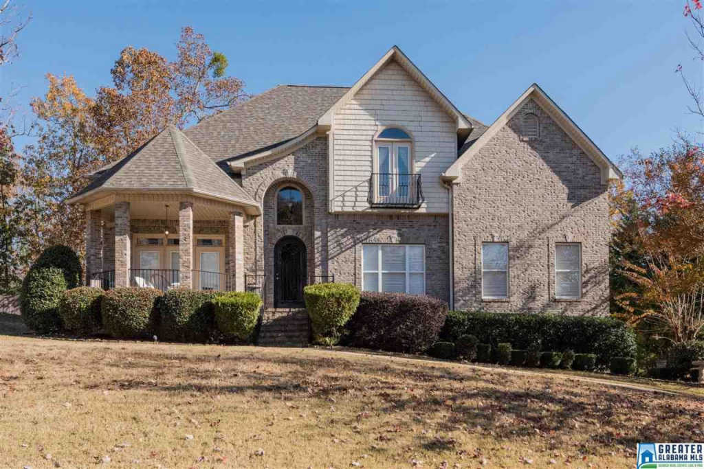 Photo of home for sale at 1255 WOODLANDS WAY, Helena AL