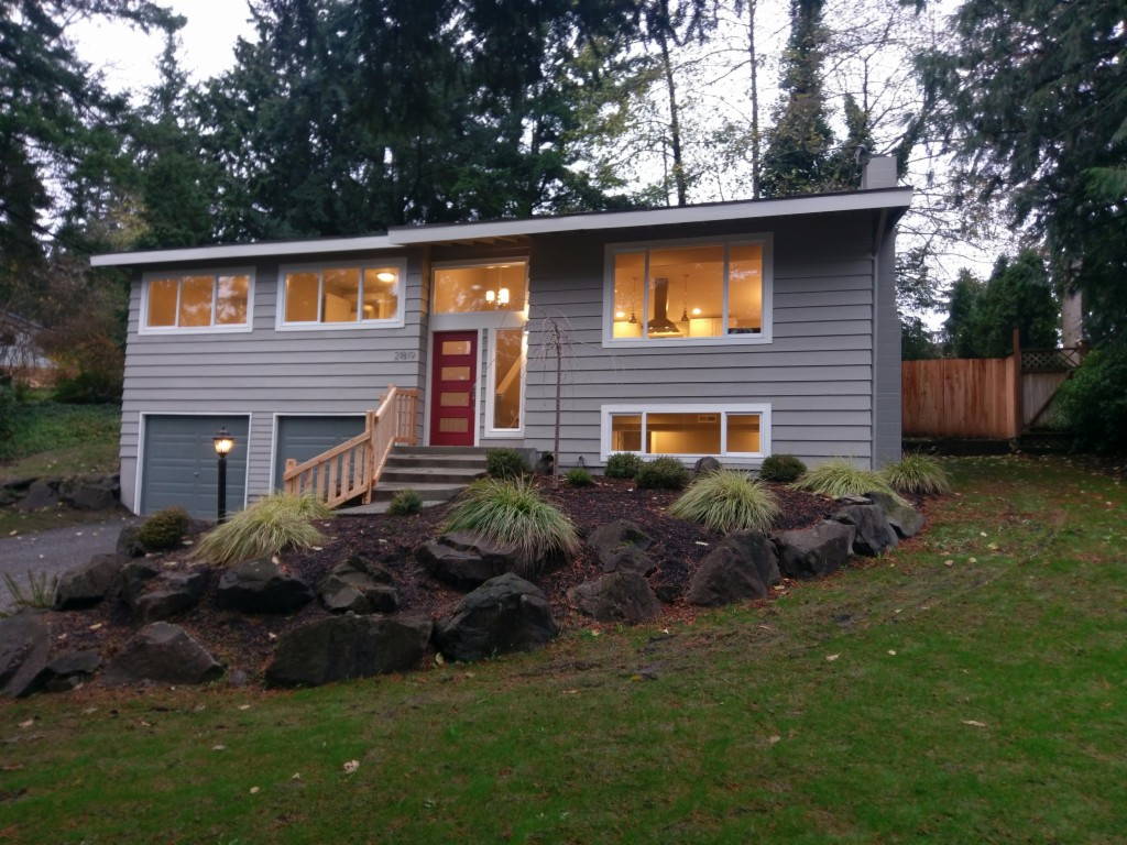 Photo of home for sale at 21819 93rd Pl W, Edmonds WA
