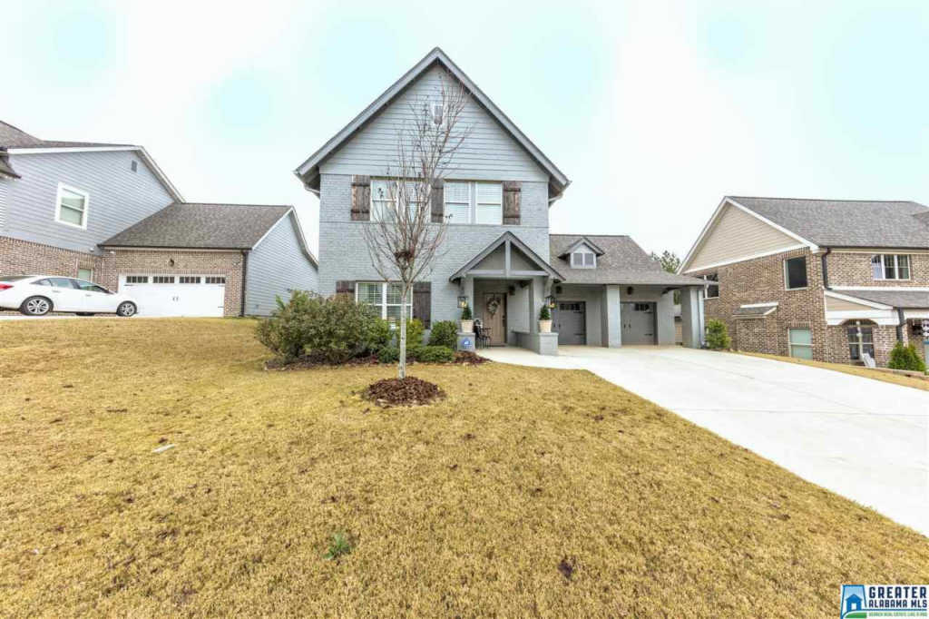 Photo of home for sale at 184 LAKE CHELSEA DR, Chelsea AL