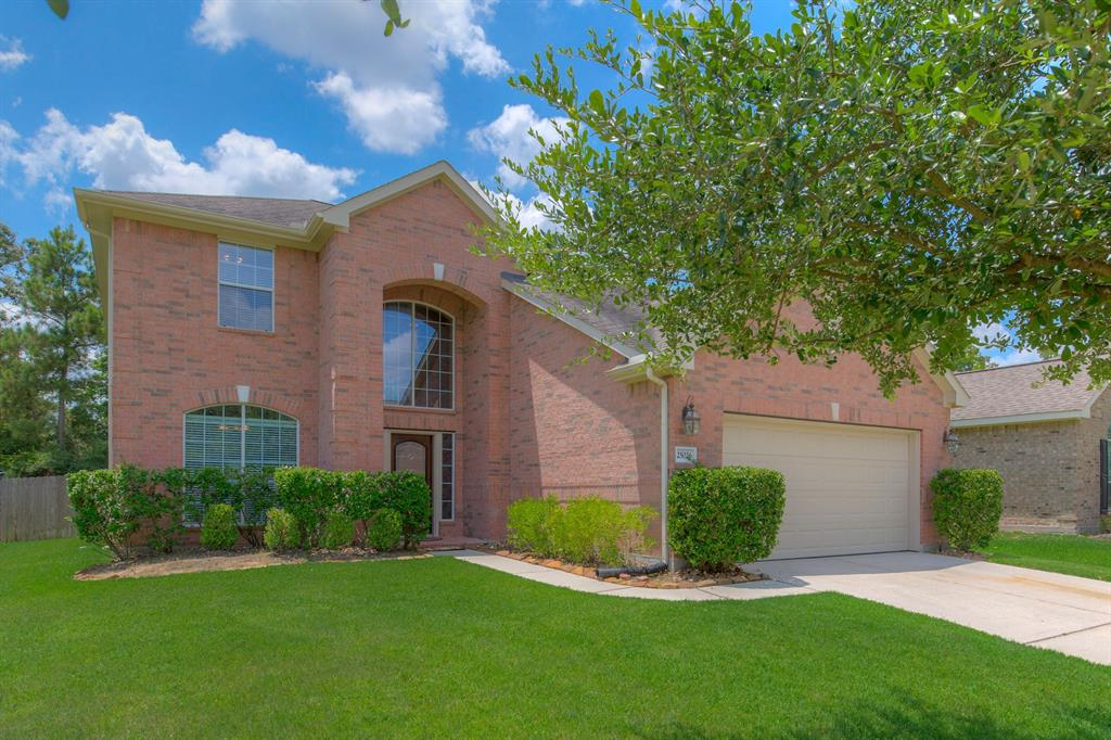 Photo of home for sale at 25026 Knob Pines Court, Spring TX