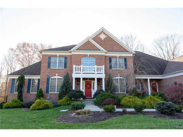 Photo of home for sale at 127 Hampton Drive Drive, Upper Mt Bethel Twp PA