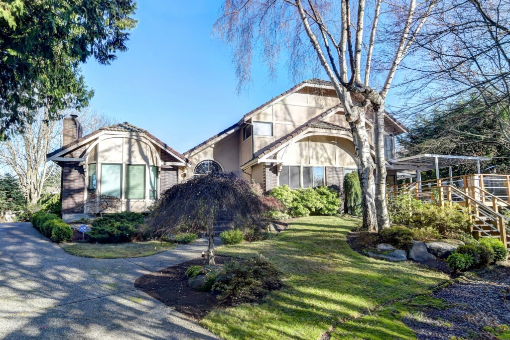 Photo of home for sale at 9815 Cherry St, Edmonds WA