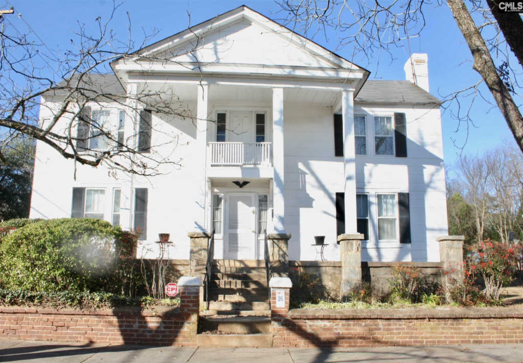 Photo of home for sale at 116 College Street W, Winnsboro SC