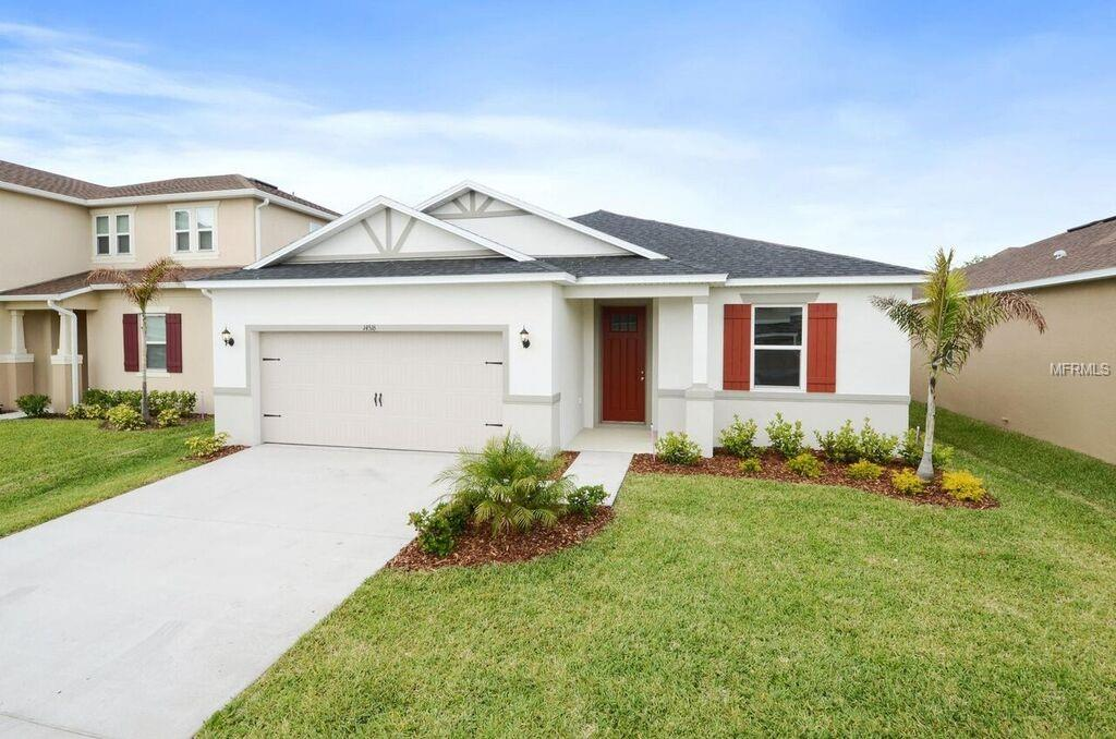 Photo of home for sale at 14516 WARD ROAD, Orlando FL