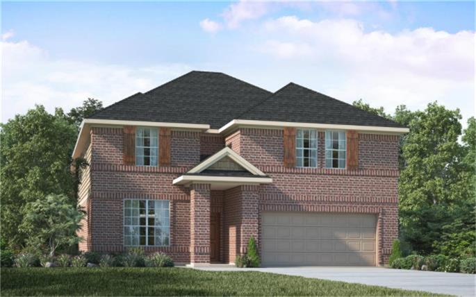 Photo of home for sale at 13035 Larriston, Houston TX