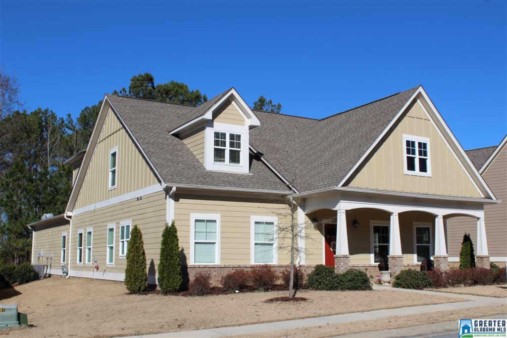 Photo of home for sale at 633 ROSEBURY RD, Helena AL