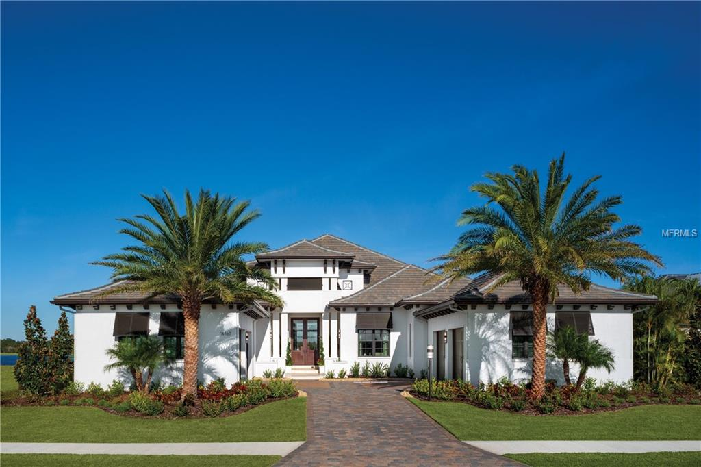 Photo of home for sale at 14767 COMO CIRCLE, Lakewood Ranch FL