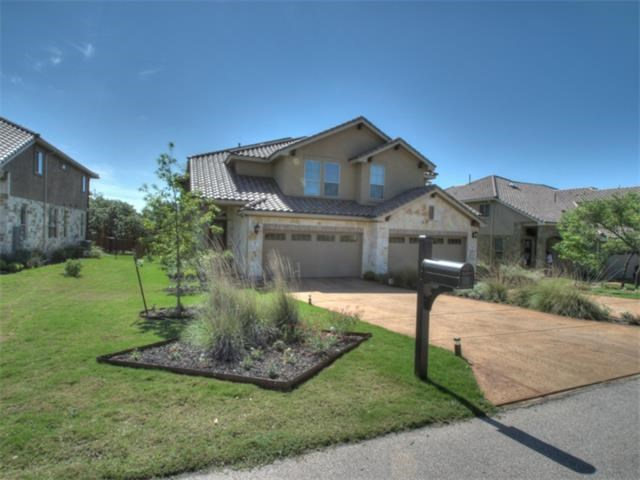 Photo of home for sale at 413 Meadowlark ST, Lakeway TX