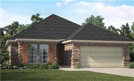 Photo of home for sale at 9815 Swindale Ridge, Houston TX