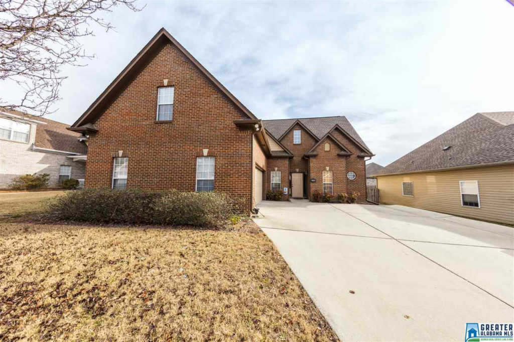 Photo of home for sale at 408 WATERFORD HIGHLANDS WAY, Calera AL
