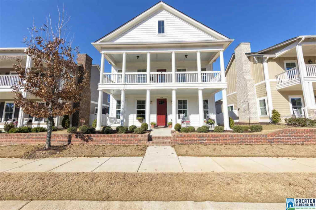 Photo of home for sale at 537 ROSEBURY RD, Helena AL