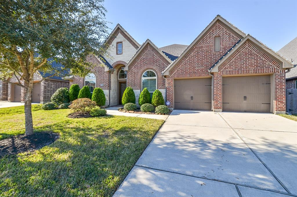 Photo of home for sale at 18631 Minden Oaks Drive, Spring TX