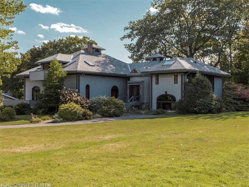 Photo of home for sale at 241 Foreside (.27 Acres) Rd, Falmouth ME