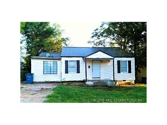 Photo of home for sale at 7116 4th Place E, Tulsa OK