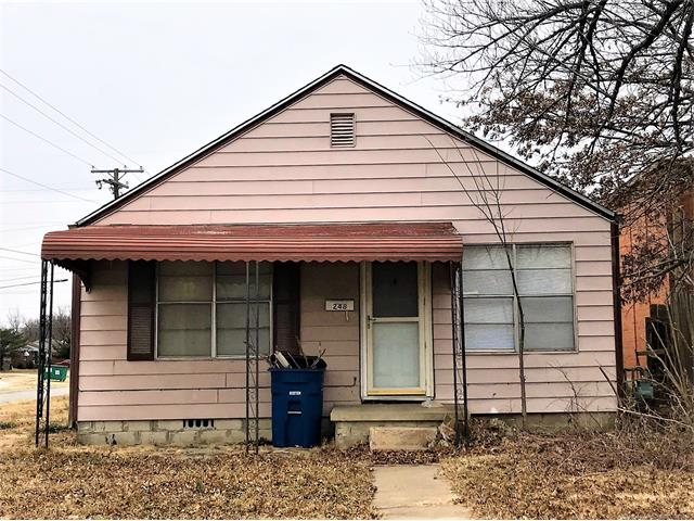 Photo of home for sale at 248 66th East Avenue S, Tulsa OK