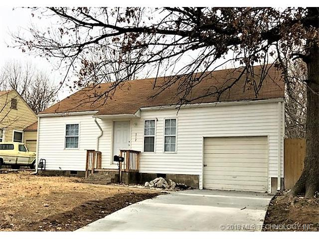 Photo of home for sale at 312 Florence Avenue S, Tulsa OK