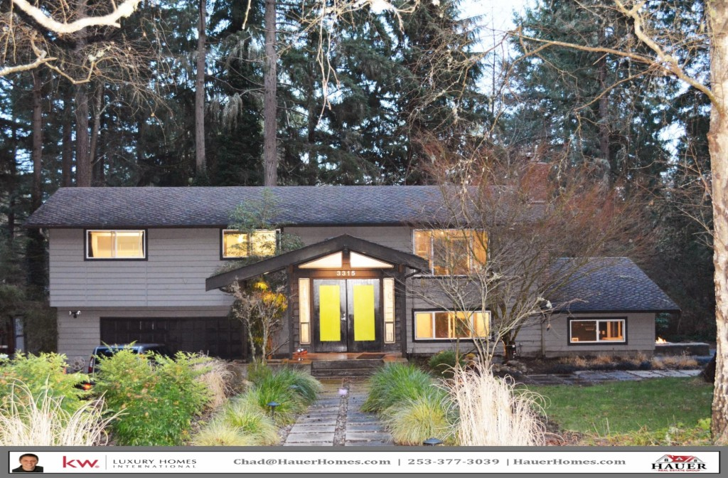 Photo of home for sale at 3315 65th Av Ct Nw, Gig Harbor WA