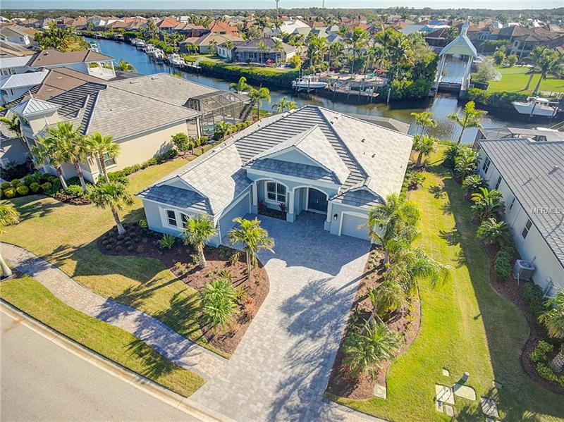 Photo of home for sale at 629 REGATTA WAY, Bradenton FL