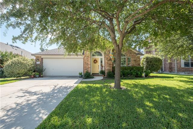Photo of home for sale at 3705 Turetella DR, Round Rock TX