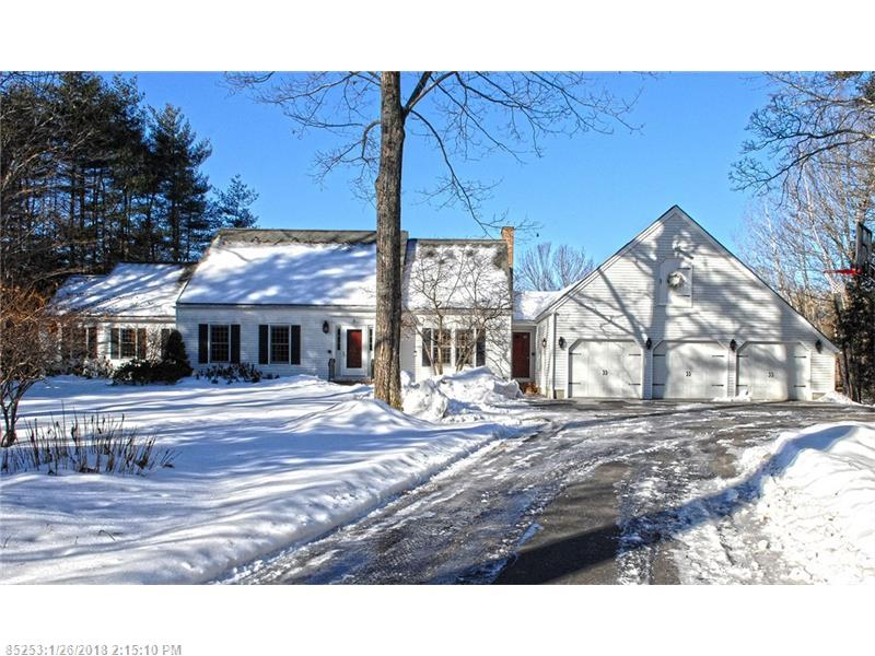 Photo of home for sale at 8 Medinah Circle, Falmouth ME