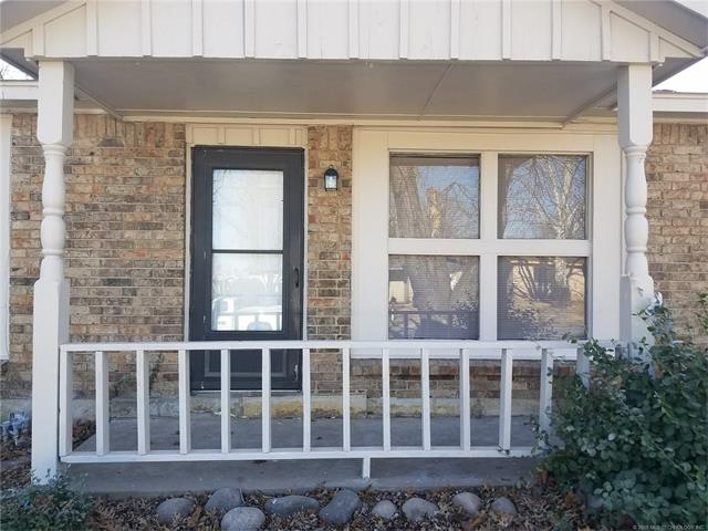 Photo of home for sale at 12744 23rd Street E, Tulsa OK