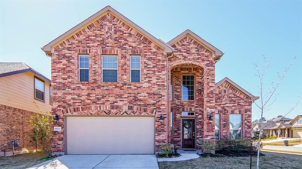 Photo of home for sale at 16115 Fairway Creek Circle, Crosby TX