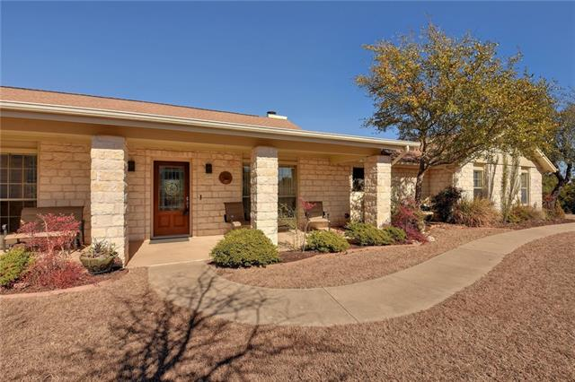 Photo of home for sale at 17900 Westward Look, Dripping Springs TX